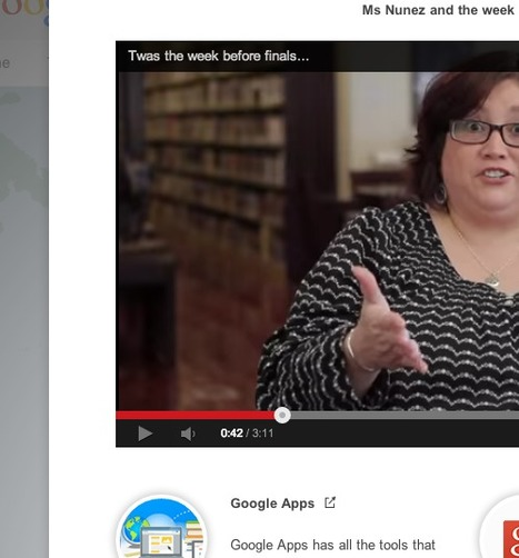 Google for Education - Stories | eHS Mobile Classroom | Scoop.it