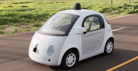 La Google Car fera ses débuts sur les routes californiennes cet été | Veille technologique et juridique BTS SIO | Scoop.it