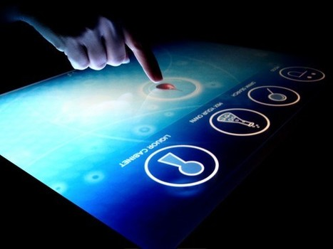 (EN) - Touchscreen Glossary | museummedia.nl | touch screen displays | Scoop.it