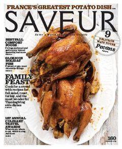 Get, Read, Simple: Saveur - November 2013 | freepubtopia | Scoop.it