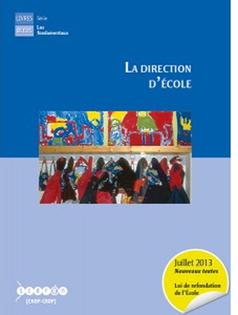 Le Livre Bleu de la direction d'école (édition 2013) | | CANOPE | Scoop.it