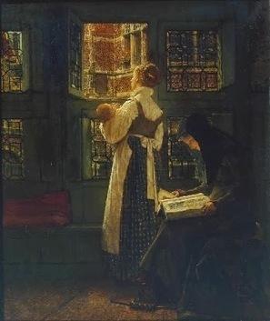 El arte de ser madre: Mañana de domingo | Alma-Tadema | Víctor Hernandez | Scoop.it