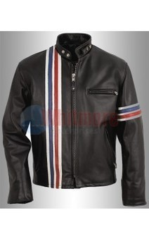 Easy Rider Captain America Black Jacket | Have a gorgeious look Leather Jackets | Scoop.it