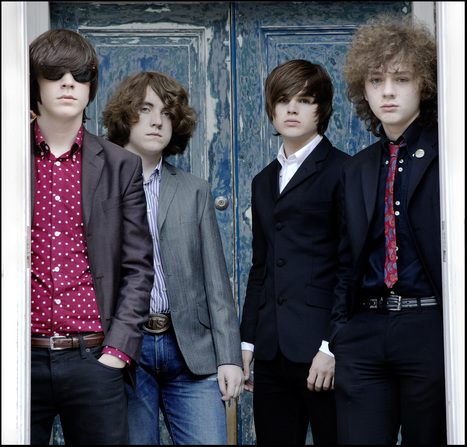 The Strypes Go Top 5 With Debut Album Snapshot - MTV UK | We are the modernists | Scoop.it
