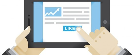 Social media : comment mesurer l'impact de votre page Facebook ? | Webmarketing & Communication digitale | Scoop.it