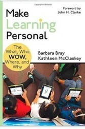 PGI Reads: Make Learning Personal | Professional Growth and Innovation | Professional Growth and Innovation | Scoop.it