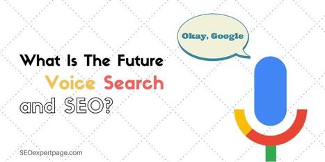 What Is The Future of Voice Search and SEO? | seo | Scoop.it