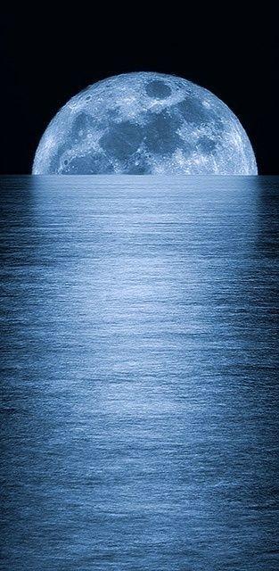 Full Moon Rising..... | LOVELY | Scoop.it