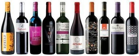Diez buenos vinos que cuestan entre 3 y 5 euros | Bares y restaurantes buenos bonitos y baratos en Barcelona - Los Bonvivant - www.losbonvivant.com | Scoop.it