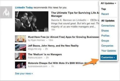 How to Use Social Listening on LinkedIn for Real-Time Publishing   Social Media   Scoop.it