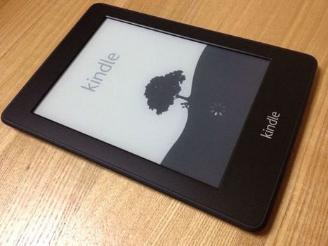 Most Popular Ebook Reader: Amazon Kindle Paperwhite - Lifehacker | ebook | Scoop.it