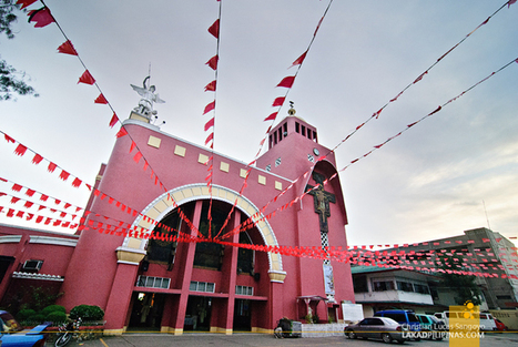 Lakad Pilipinas: LANAO DEL NORTE | That Hot Pink Cathedral of Iligan City | Pinoy Travel Bloggers Journal | Scoop.it