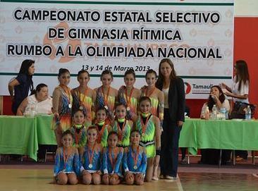 Dividen podio en Estatal de Tamaulipas