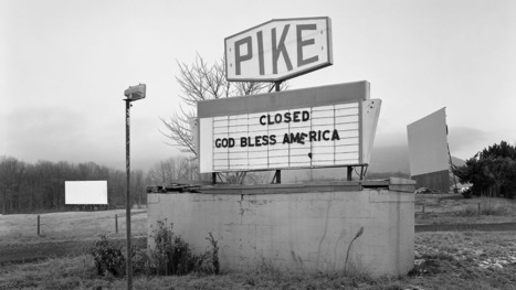 A Photo Essay On America's Forgotten Drive-In Theaters | Visual Culture and Communication | Scoop.it