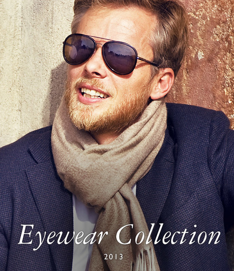 Tod's Eyewear Collection 2013 | Le Marche & Fashion | Scoop.it