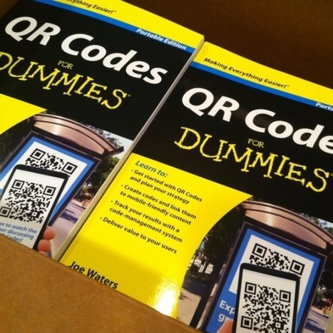 QR Codes for Dummies | computer science | Scoop.it