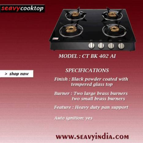Different Types of seavy Cooktop | seavy india is Best kitchen appliances Website | Scoop.it
