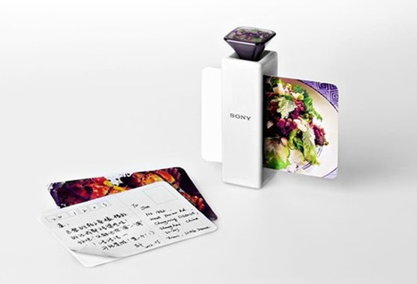 Une carte postale qui sent bon | Geek & Food | Scoop.it