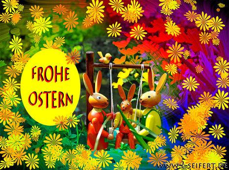 Bilder Ostern und Grusskarten | kostenlose-Bilder | Scoop.it
