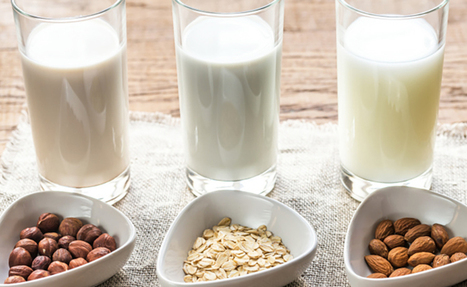 6 Alternatives to Milk: Which Is the Healthiest? | zestful living | Scoop.it