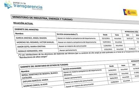Asesores: entre la familia y el partido - Quién Manda - Un proyecto de Civio | Participacion 2.0 y TIC | Scoop.it