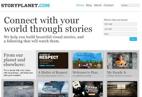 Storyplanet – Connect with stories | Educación & Social Media | Scoop.it