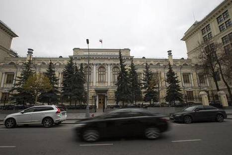RUSSIA: Hackers Stole $31 Million From Central Bank Correspondent Accounts   Cybercrime & Privacy   Scoop.it