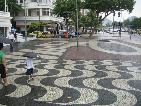 Rio: History in the Sidewalks | Cultural Aspects of International Business | Scoop.it