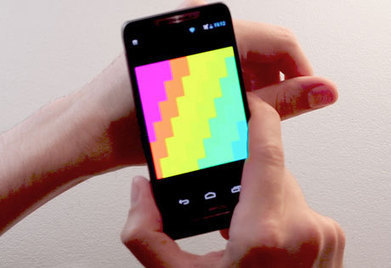 Artist embeds NFC chip in hand to share digital art - NFC World | NFC solutions | Scoop.it