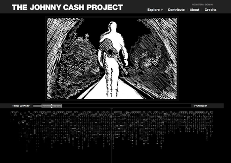 THE JOHNNY CASH PROJECT | Open P2P ReadWrite Museums • Free Culture • Co Creation | Scoop.it
