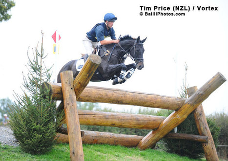 Key Rider Tim Price chasing French Olympian at Lignieres   Red Horse News   Scoop.it