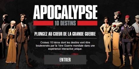 Apocalypse 10 destins : mettez-vous dans la peau d'un citoyen de 1914 | Culture numérique, bibliothèques et réseaux sociaux | Scoop.it