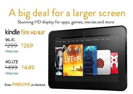 Amazon Drops Kindle Fire HD 8.9   Nerd Vittles Daily Dump   Scoop.it