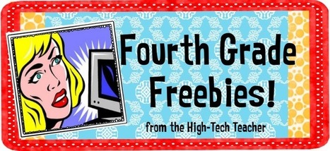 Fourth Grade Freebies from the High-Tech Teacher: Rubrics for ... | Scoring Guides | Scoop.it