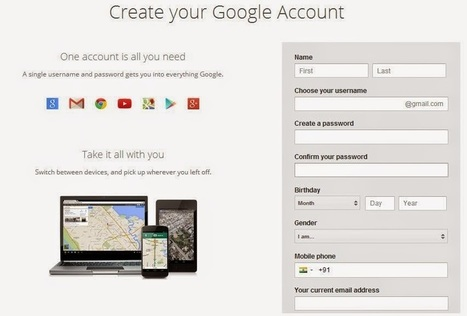 Gmail Login Guide | Gmail Sign In | Gmail Sign Up | gadget | Scoop.it