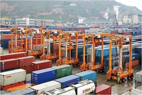 China se impone en el ranking mundial de exportaciones por países - El Captor | Economía Austríaca | Scoop.it