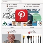 The 10 Best Pinterest Boards About eLearning | E-Learning and Online Teaching | Scoop.it