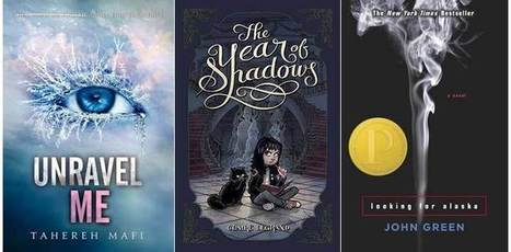 YA Authors We're Most Thankful For | Amazing Book Features | Scoop.it