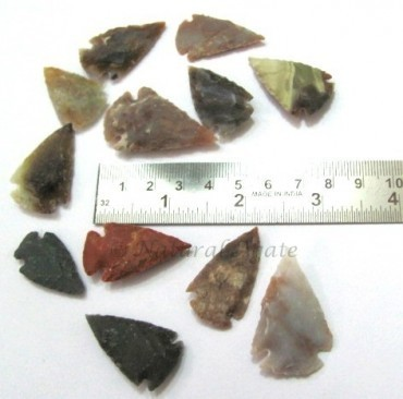 Arrowheads Items wholesalers | Natural Agate | Scoop.it