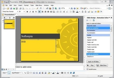 Top 5 PowerPoint Alternatives for Making Good Presentations | Moodle and Web 2.0 | Scoop.it