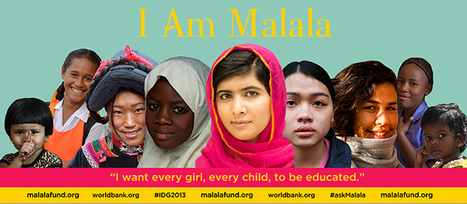 A Conversation with Malala Yousafzai | SocialAction2014 | Scoop.it