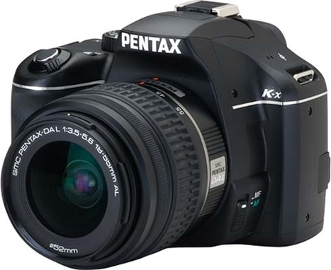 Pentax gives Kx and K-7 SDXC compatibility - CNET | Photography Gear News | Scoop.it