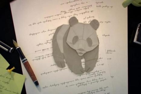 Paper World : un court-métrage pour sensibiliser à la cause animale | BSAscoop | Scoop.it