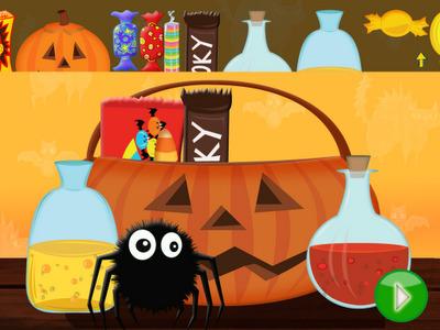 ClickySticky Halloween   Speech-Language Pathology   Scoop.it