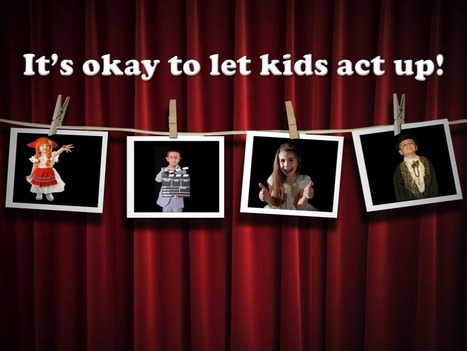 technology4kids [licensed for non-commercial use only] / Drama | Serious Play | Scoop.it