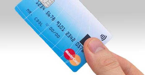 MasterCard prépare une carte NFC avec lecteur d'empreintes digitales | NFC | Scoop.it