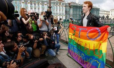 Russian LGBT film festival wins appeal against 'foreign agent' ruling | Gay Pride | Scoop.it