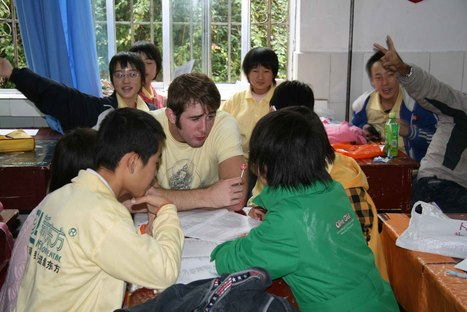 Why Teaching English in Asia is considered as the One of the Most Common Volunteering Option? | Thrillofasia | Thrill Of Asia | Scoop.it