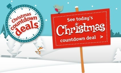 How to Get the Best After Christmas Daily Deals and Sales | Deal of the day | Scoop.it