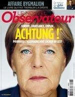 Le Nouvel Observateur | N° 2606 | 16 Octobre 2014 | Revue des unes et des sommaires des abonnements du CDI | Scoop.it